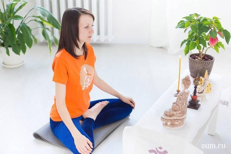 Индийское упражнение тратака или ваш целитель зрения