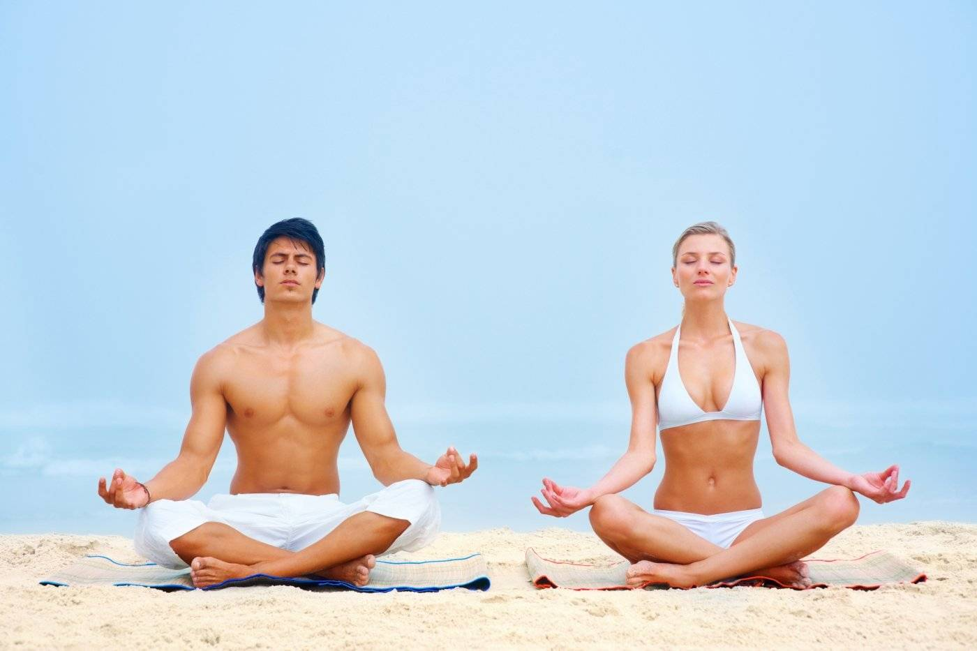 Польза йоги для здаровья организма женщины и мужчины