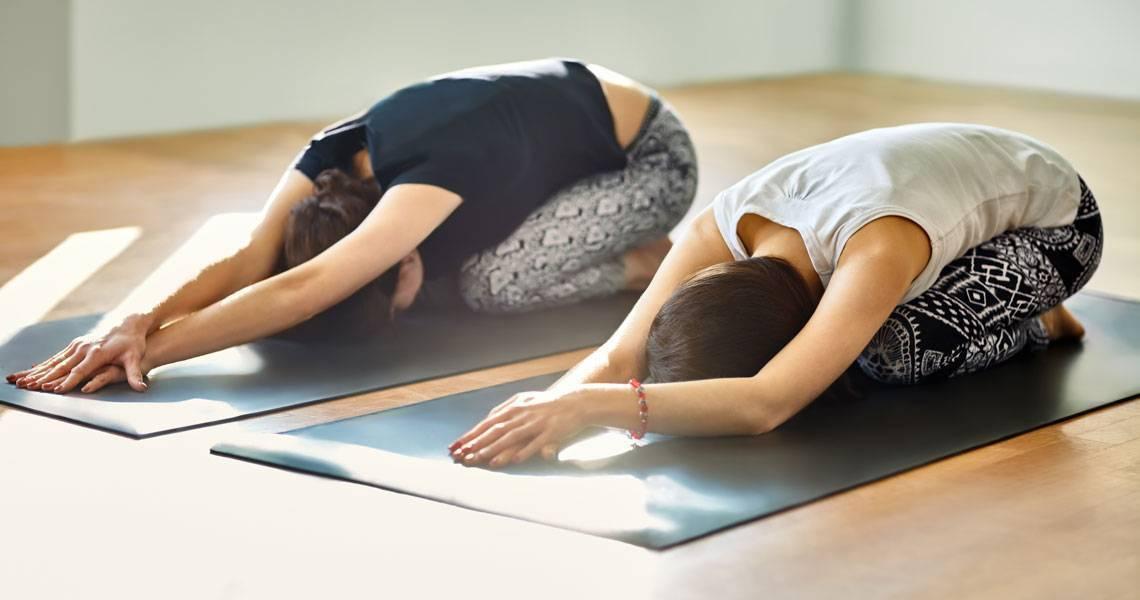 Йога при грыже позвоночника пояснично-крестцового и шейного отдела