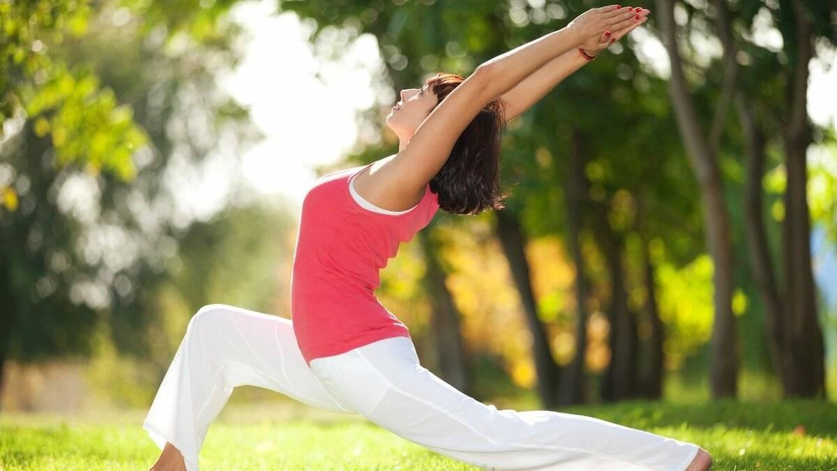 Утренняя йога - лучшие асаны для пробуждения