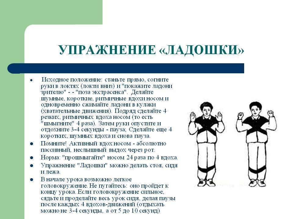 Лечебная гимнастика при астме | университетская клиника
