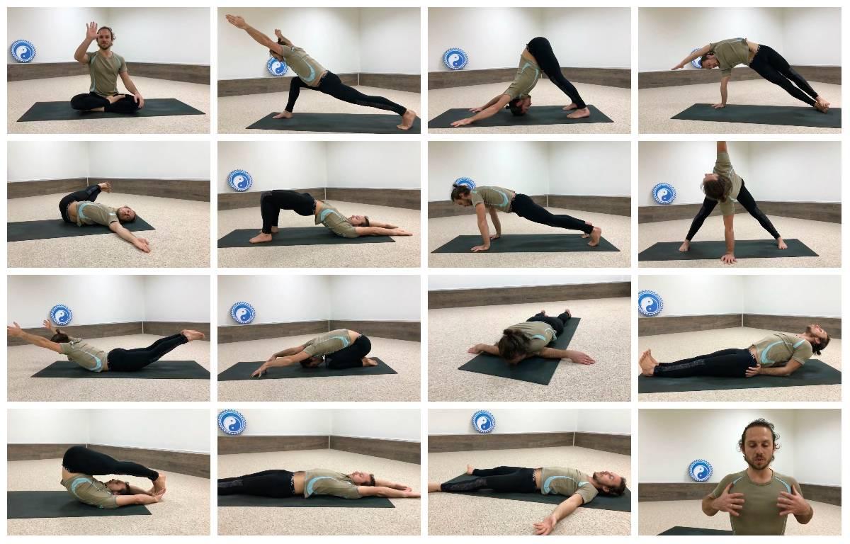 Йога 23 андрея сидерского: что это такое, а также комплексы упражнений для начинающих