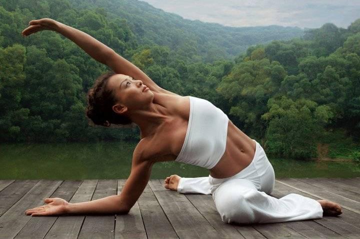 Готовы ли вы к силовой йоге?