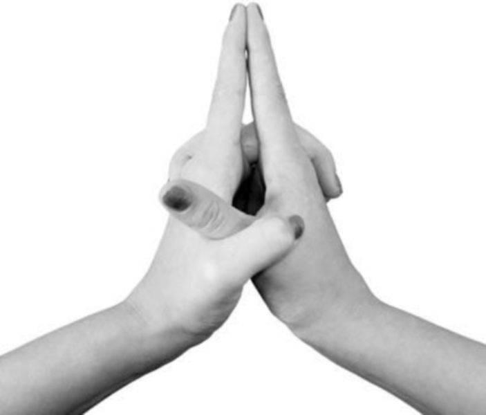 Что такое Кшепана мудра и как ее выполнять?