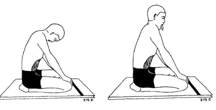 Агнисара дхаути крийя: техника выполнения