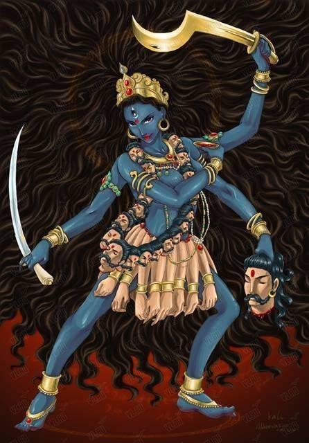 Индийские боги и богини: список с описанием и значением