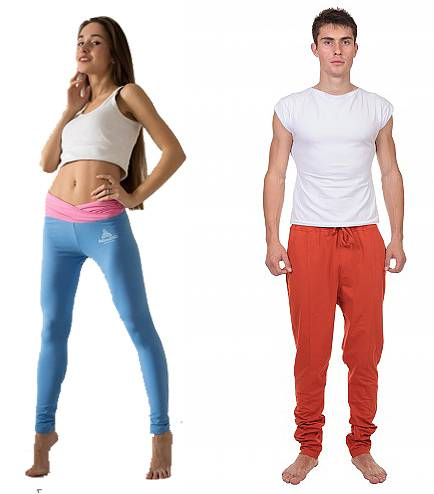 Как выбрать одежду для фитнеса? краткое руководство