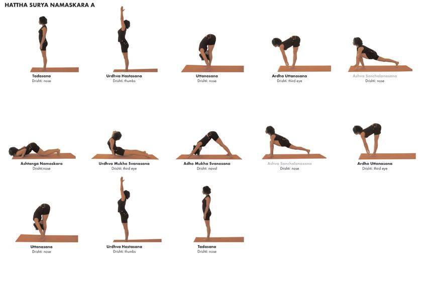 Аштанга-виньяса йога - суть методики и структура занятий