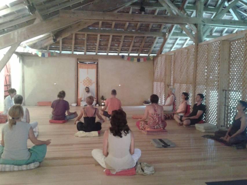 Что такое состояние медитации?