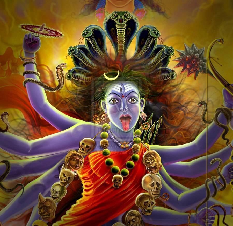 Пантеон индийских богов и богинь: классификация и полный список