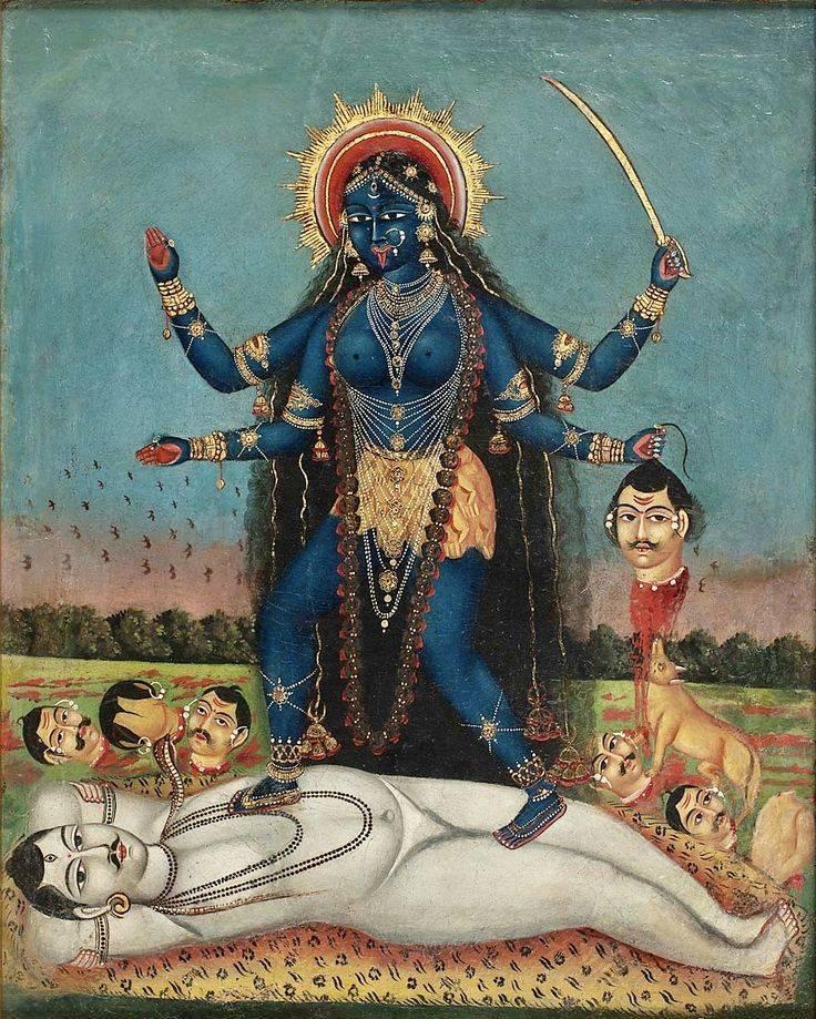Богиня парвати: жена шивы, ее история, семья и изображение