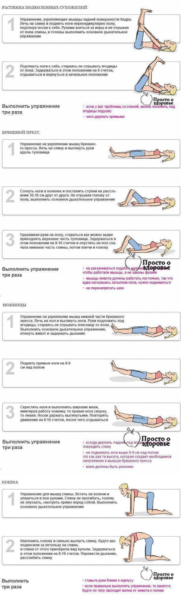 Дыхательная гимнастика для похудения и очищения организма