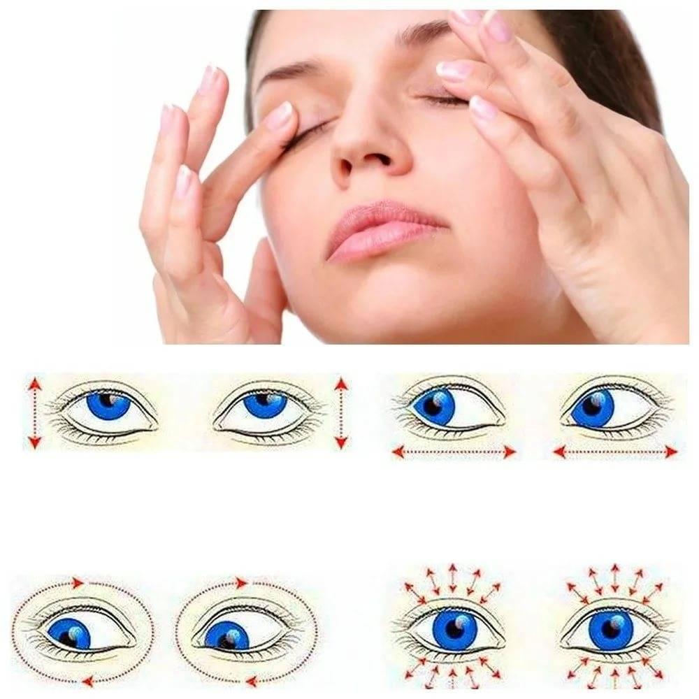 Полезны ли упражнения для глаз - medical insider