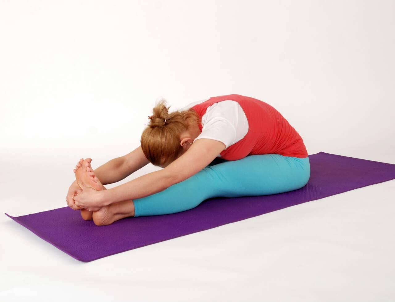 Йога при грыже позвоночника (межпозвоночной): поясничного, шейного отдела