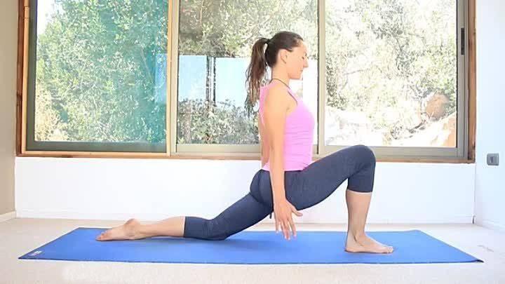 Делаем тадасану (позу горы) правильно для максимального эффекта для здоровья