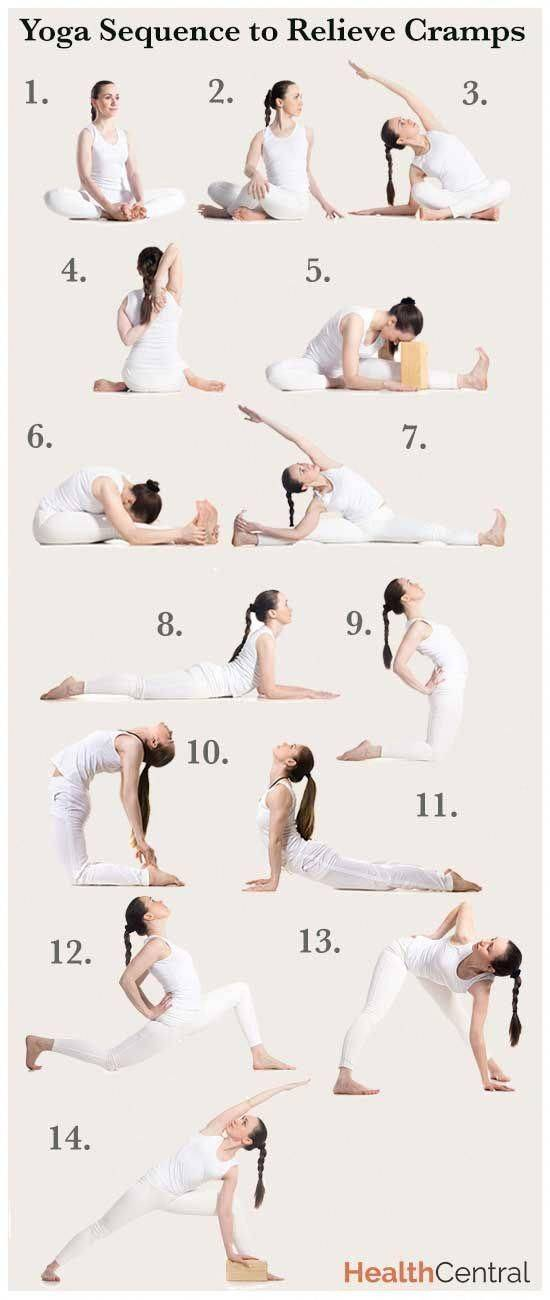 Как полюбить эти самые дни? или йога во время месячных