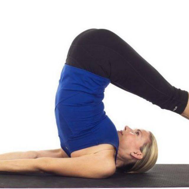 Йога снижает артериальное давление - medical insider