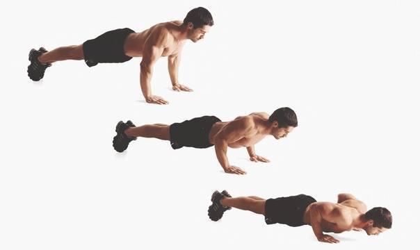 Отжимания от стены: особенности упражнения