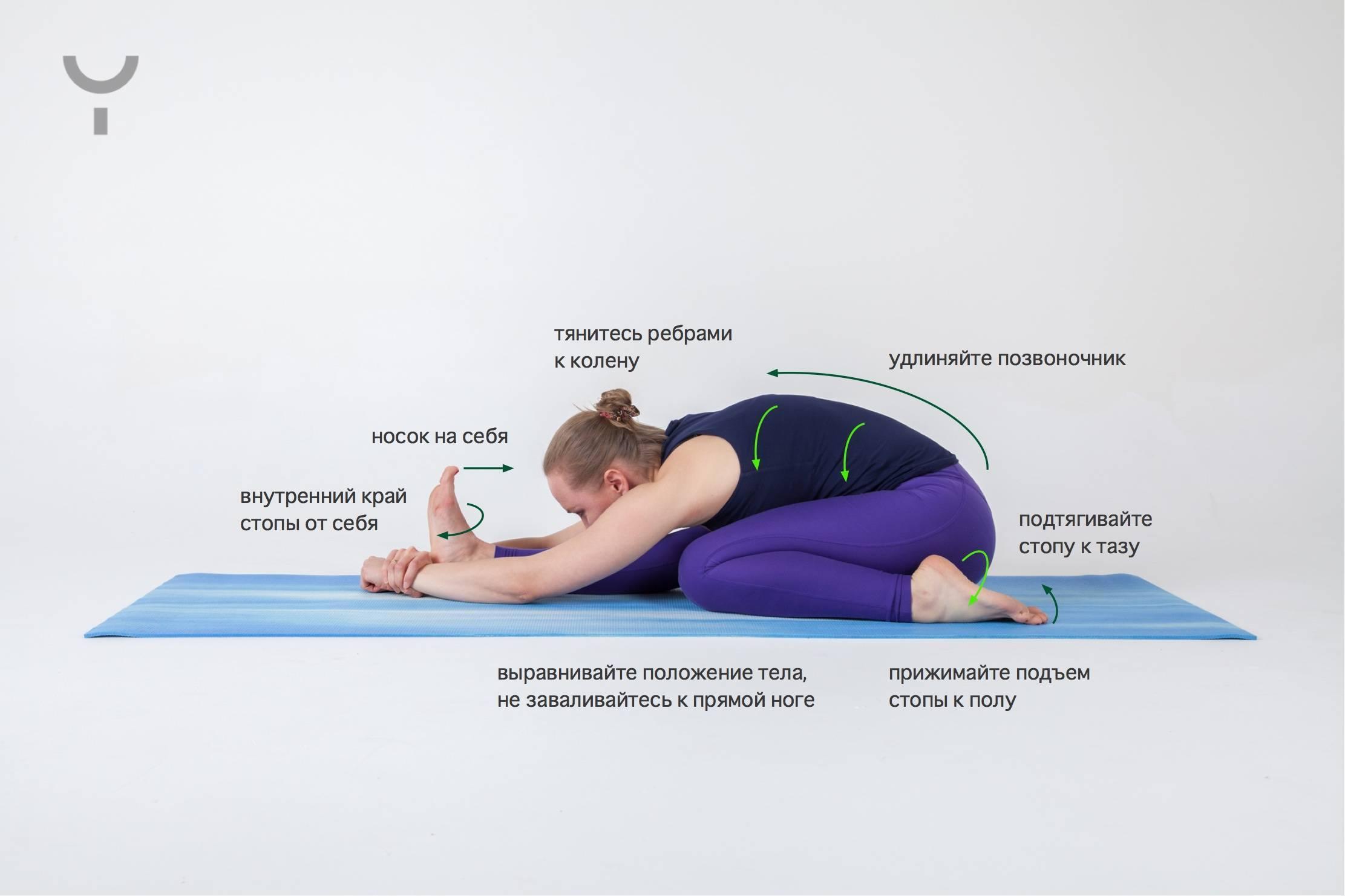 56.паривритта пашчимоттанасана. развернутая поза растягивания спины и ягодиц. йога для детей. 100 лучших упражнений для укрепления здоровья