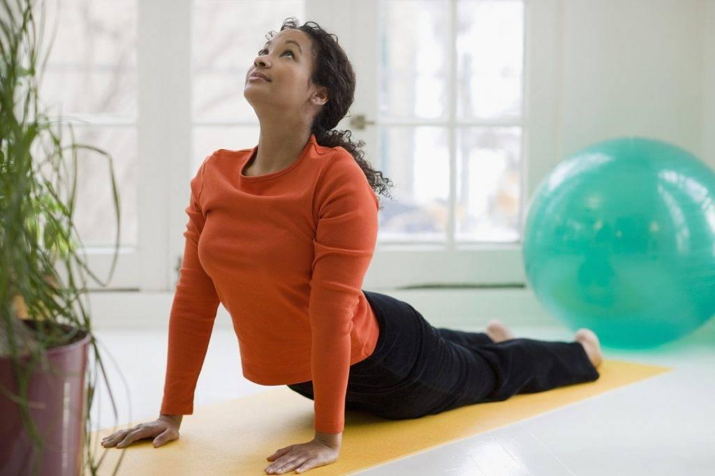 Быстрое похудение при помощи йоги