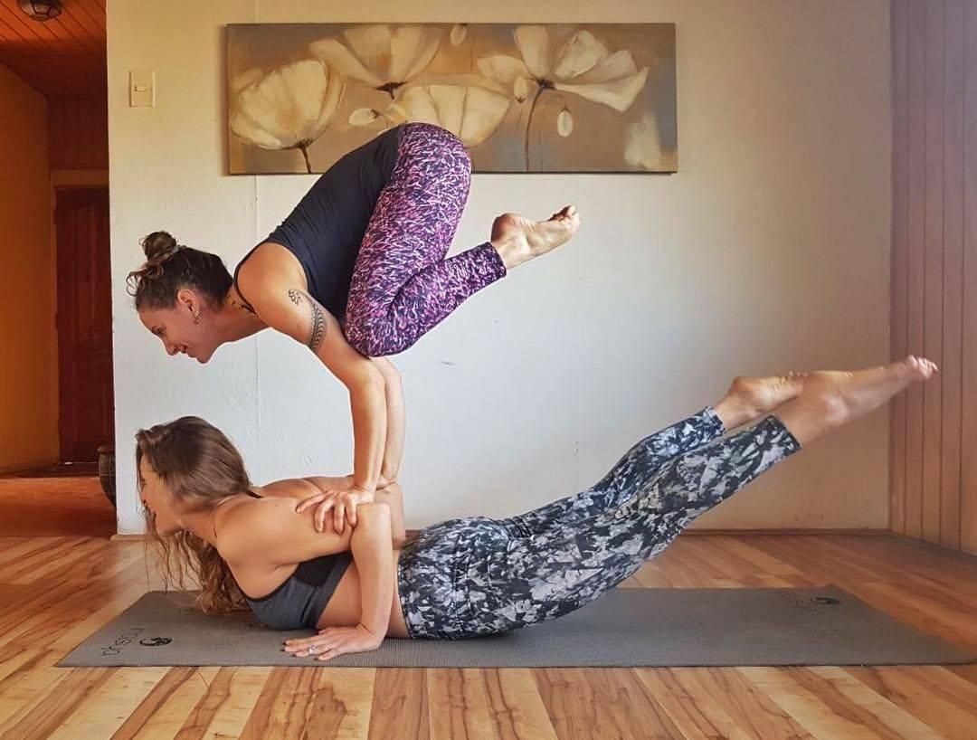 Самые сложные позы йоги