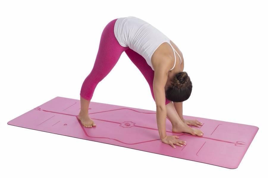 Какой коврик для йоги лучше выбрать — топ 10 лучших вариантов
