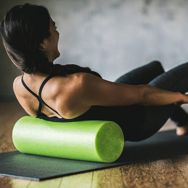 Упражнения миофасциального релиза (мфр) для снятия боли после тренировок