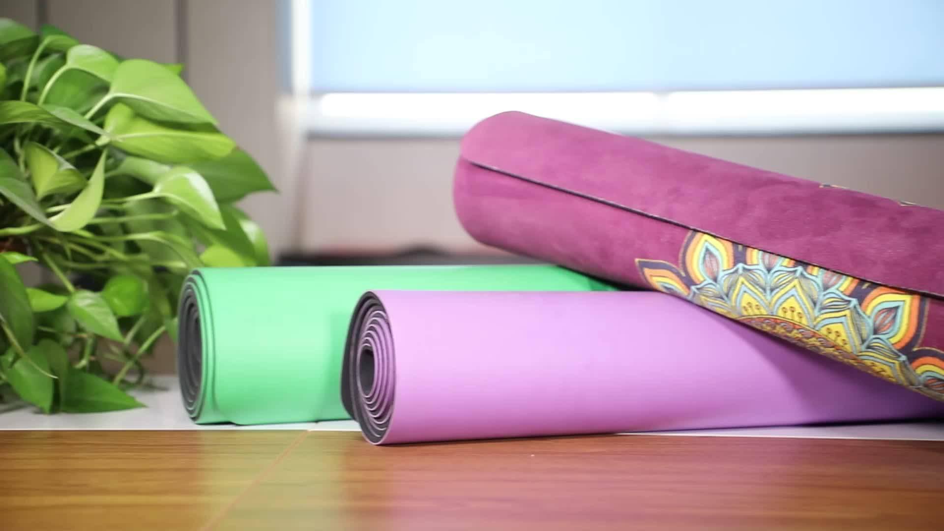 ☯ выбираем лучший коврик для йоги и фитнеса в 2021 году