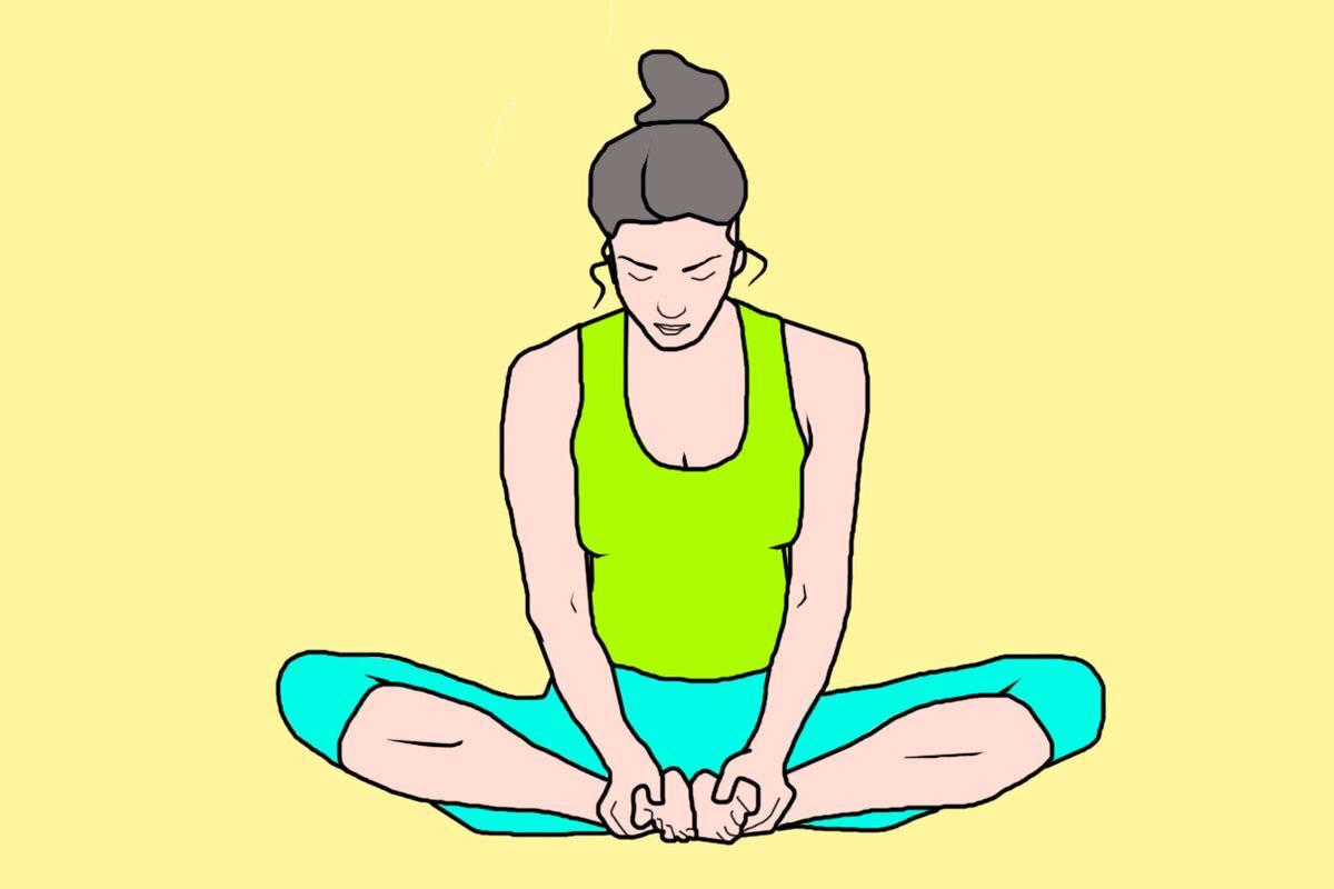 Хотите научиться правильно садиться в позу Лотоса? Подробная статья специально для вас!