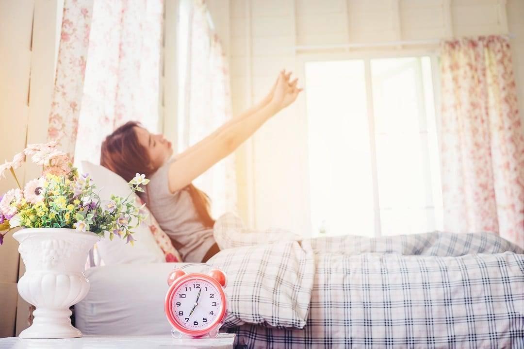 Полезные привычки в новом году: 10 ритуалов для бодрого утра и крепкого сна