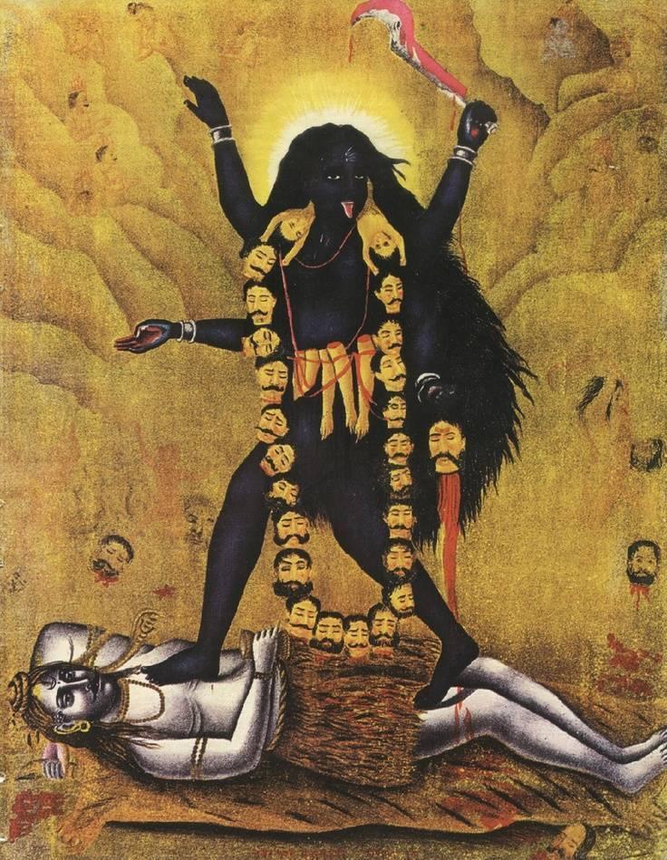 Творец и созидатель вселенной брахма – история происхождения и символизм