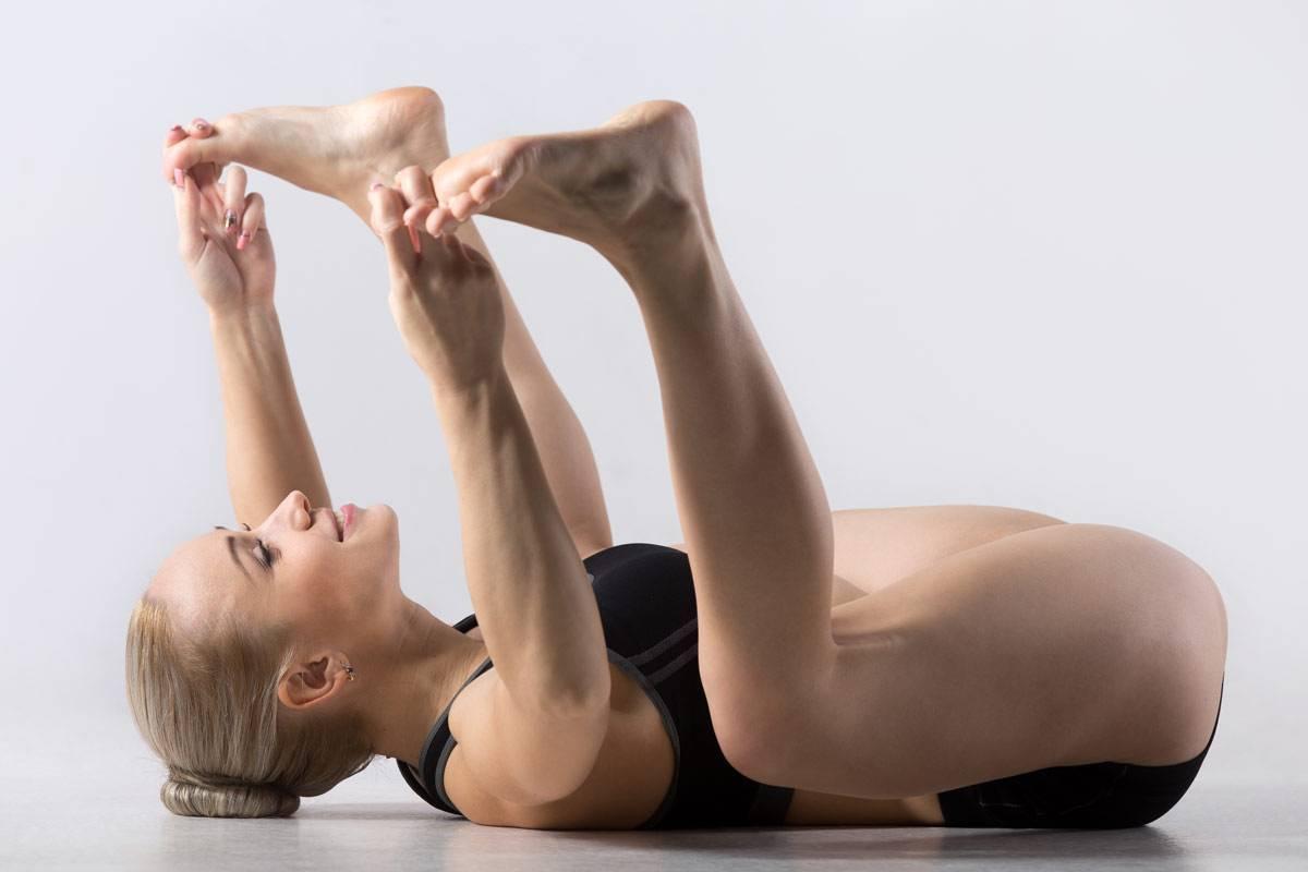 Йога для повышения мужской потенции