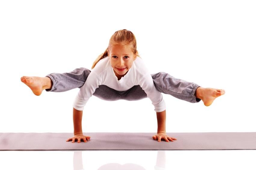 Йога для детей: польза или вред, комплексы для начинающих, а также видео-уроки