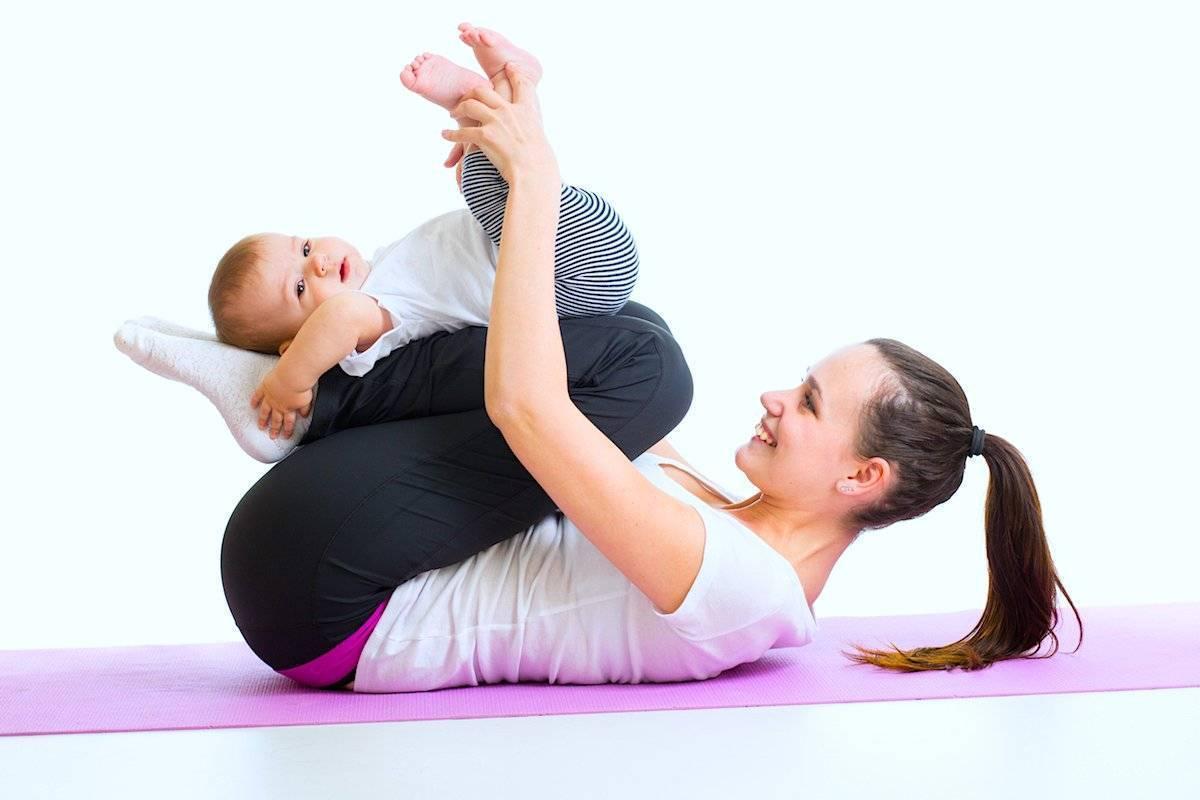 Йога после родов: упражнения и важные правила послеродового восстановления