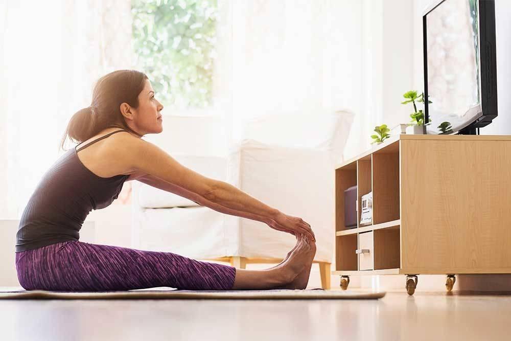 Бесплатные видеоуроки йоги для начинающих