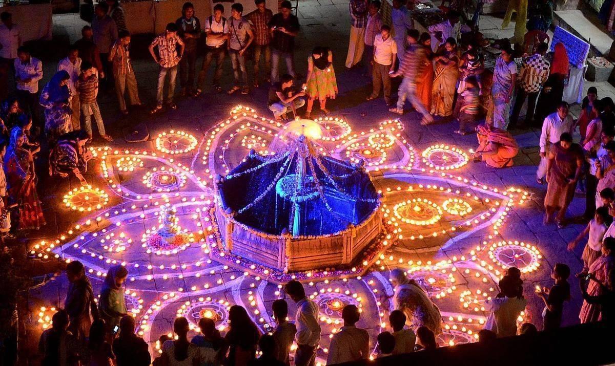 Праздник дивали: что отмечают в индии на фестивале огней - проспект желаний