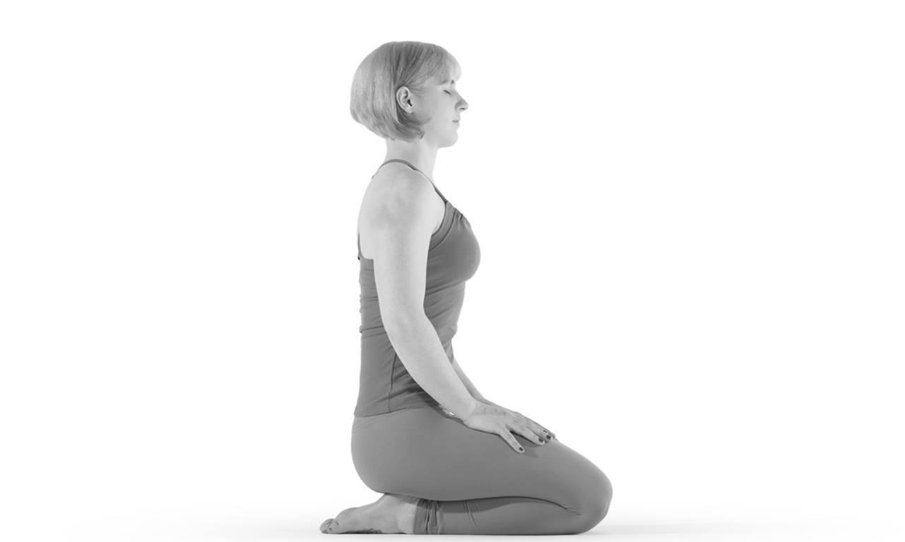 Ваджрасана: техника выполнения позы алмаза в йоге, а также вариаци лежа супта с фото