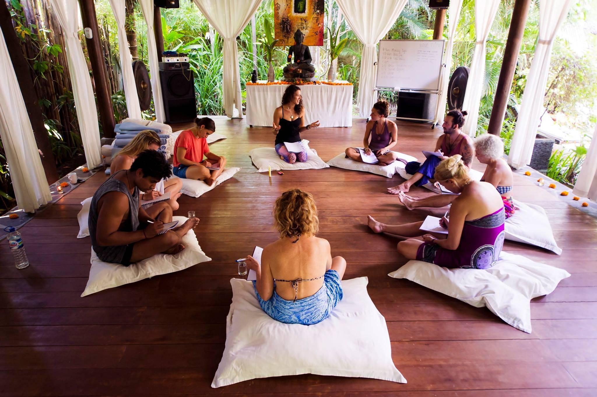 Йога-туры: мода быть здоровым — тонкости туризма