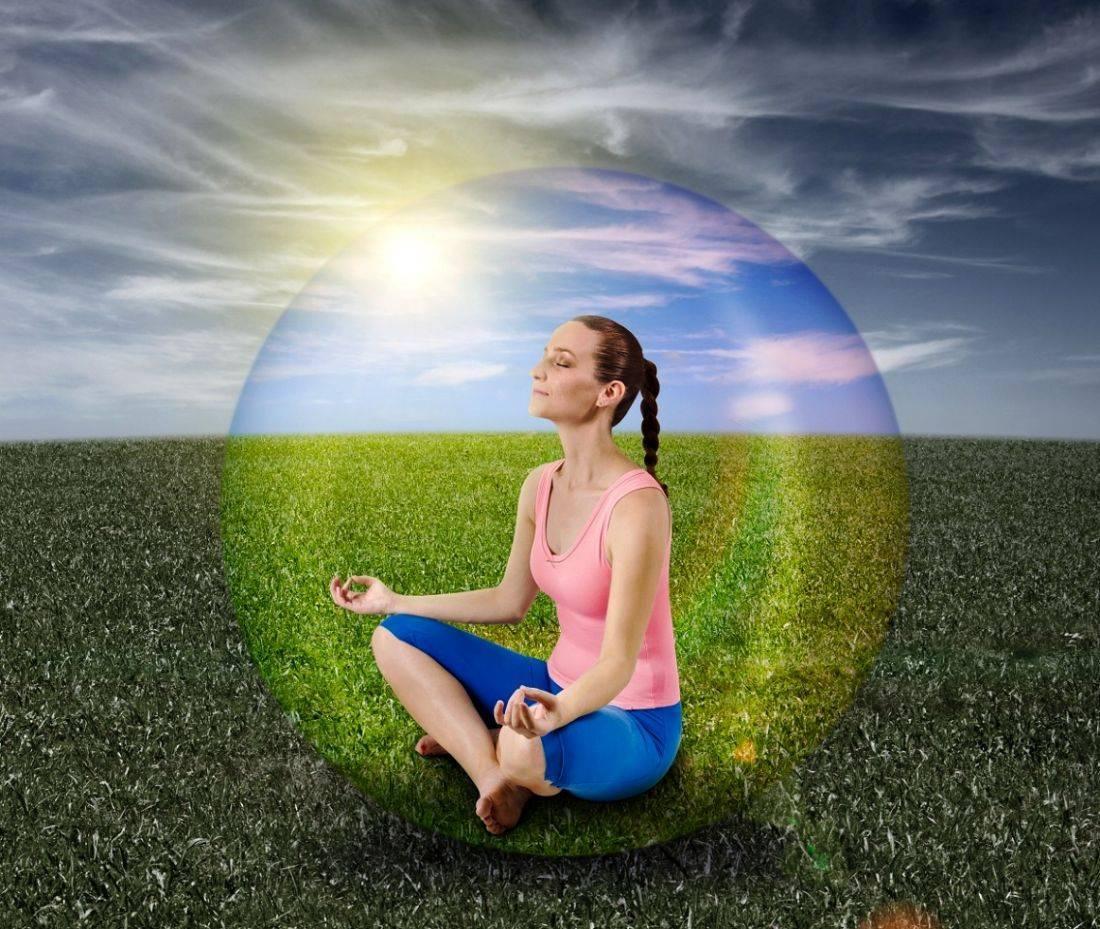 Медитация для очищение от негатива