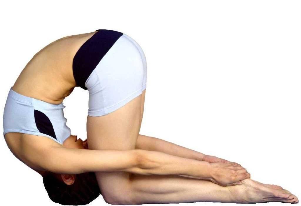 Шашанкасана (поза зайца или кролика) в йоге: техника выполнения асаны и польза