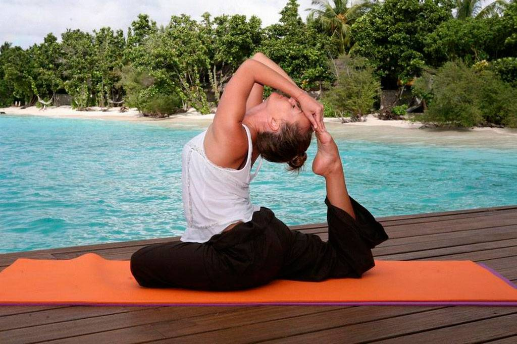 Эта удивительная шавасана: медитация из йоги для расслабления