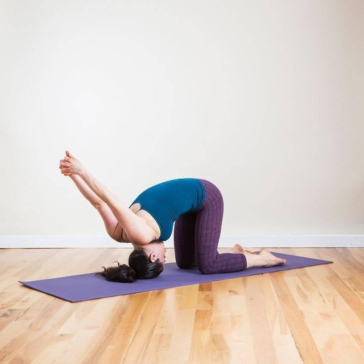 Топ-20 асан из йоги для снятия стресса и восстановления