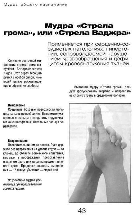 Читать книгу целительные мудры татьяны громаковской : онлайн чтение - страница 7