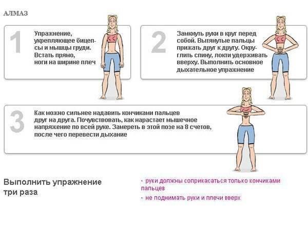Дыхательная гимнастика для похудения без изнуряющих диет