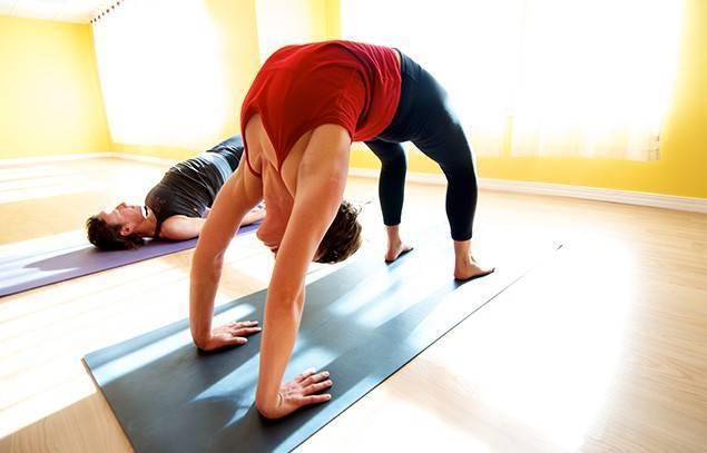 Йога для похудения: эффективные компелксы из силовой йоги