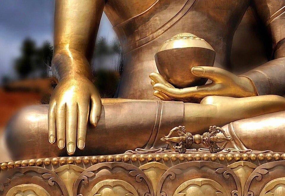 7 сакральных буддистских мудр, которые непонятно как, но решают все проблемы   айдамы