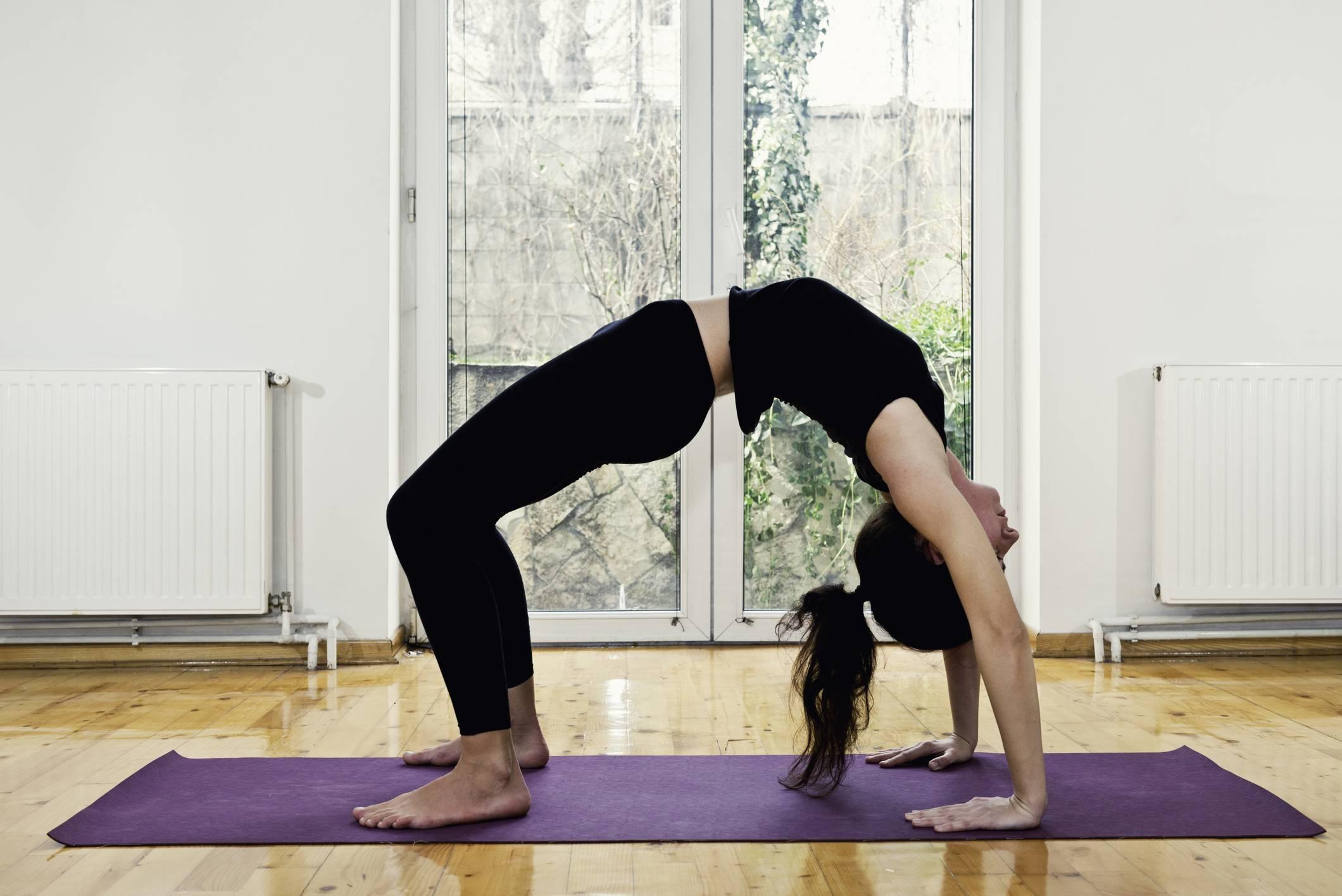 Нога за головой. ключевые моменты освоения эка пада ширшасаны - хатха йога