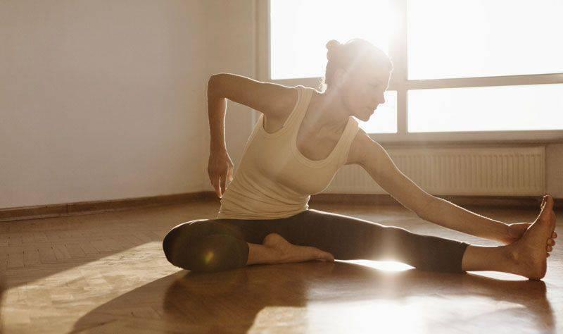 Что такое йога в гамаках?