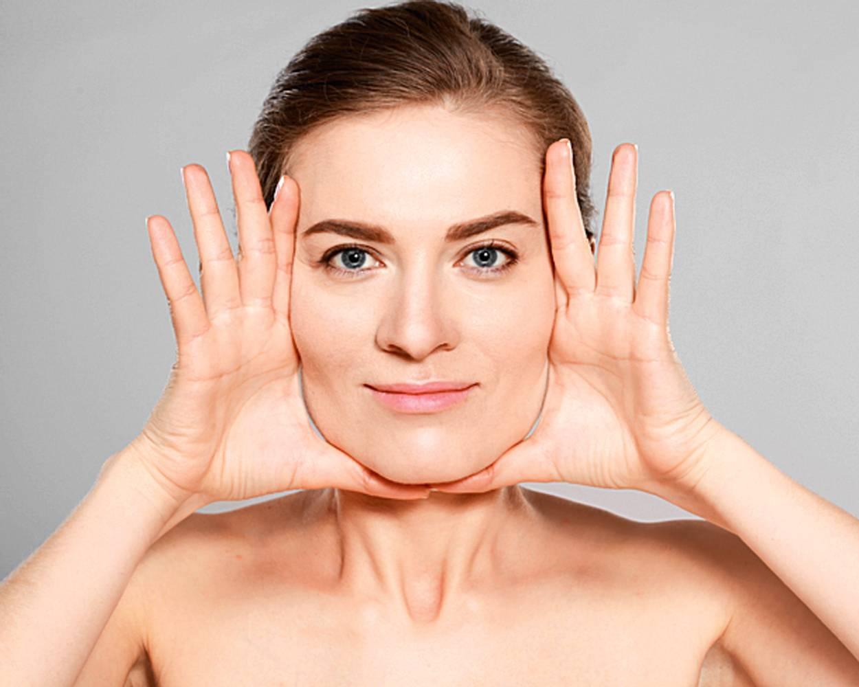 Йога для лица и шеи: 10 упражнений для подтяжки, омоложения и от морщин