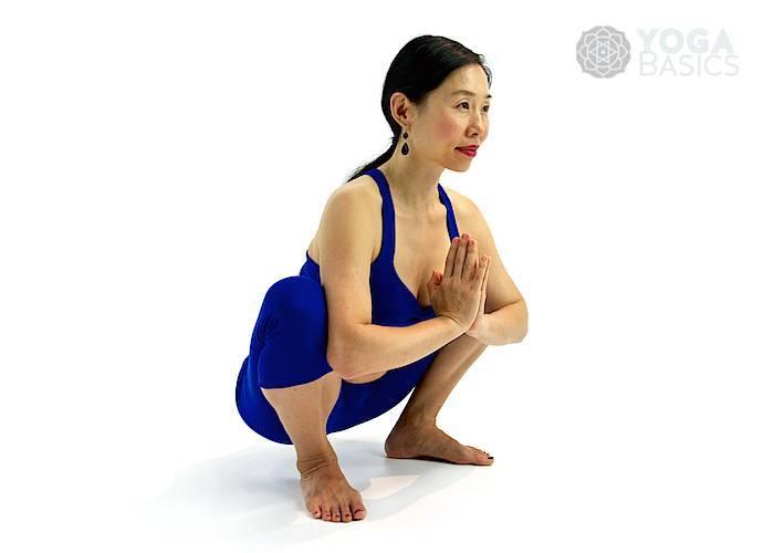Симхасана, поза льва – лучшее упражнение в йоге для лечения горла